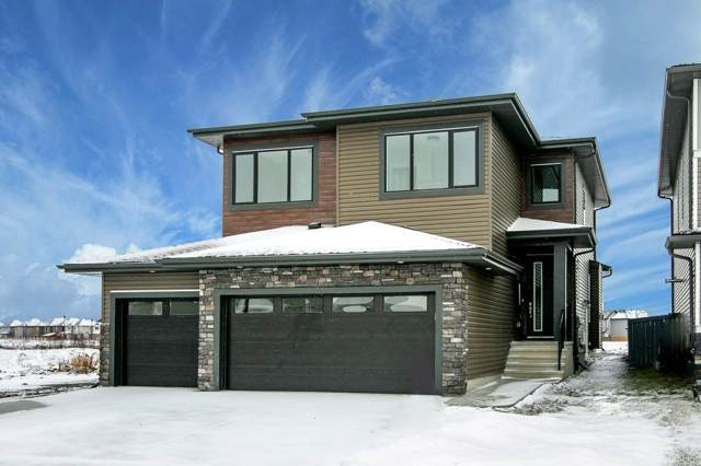 3003 Soleil Boulevard, Beaumont, AB T4X 2T5 (#E4172148) :: Initia Real Estate