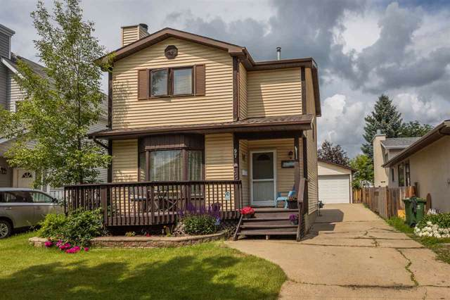 97 Dayton Crescent, St. Albert, AB T8N 4Y2 (#E4172332) :: The Foundry Real Estate Company