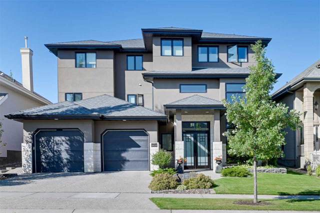 2418 Martell Crescent, Edmonton, AB T6R 0C7 (#E4172985) :: The Foundry Real Estate Company