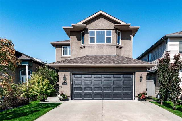 112 Foxtail Point(E), Sherwood Park, AB T8A 6P1 (#E4173017) :: The Foundry Real Estate Company