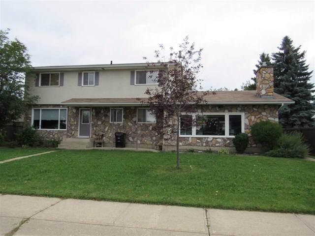 5511 54A Street, Barrhead, AB T7N 1E3 (#E4173131) :: The Foundry Real Estate Company