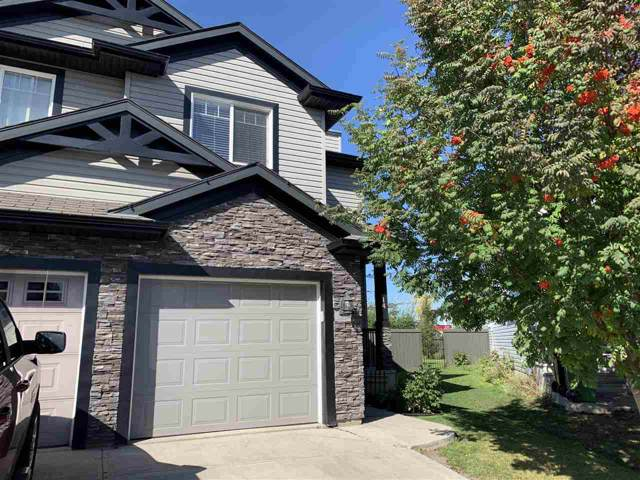 14 Calvert Wynd, Fort Saskatchewan, AB T8L 0C3 (#E4173313) :: The Foundry Real Estate Company
