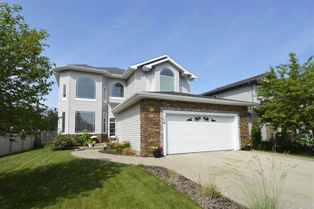 106 Eastcott Drive, St. Albert, AB T8N 7L6 (#E4173851) :: The Foundry Real Estate Company