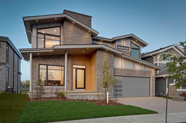 6016 Crawford Drive, Edmonton, AB T6W 3Y5 (#E4174577) :: The Foundry Real Estate Company