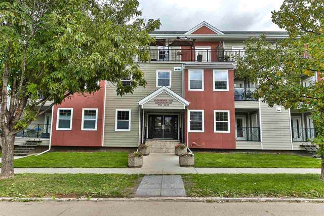 102 9739 92 Street, Edmonton, AB T6C 3S3 (#E4175012) :: The Foundry Real Estate Company