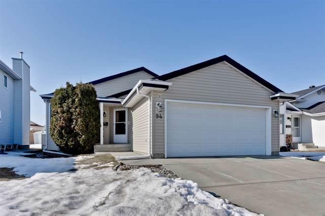 94 Ozerna Road, Edmonton, AB T5Z 2Y5 (#E4175866) :: Initia Real Estate