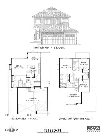 70 Coppice Hill Way, Ardrossan, AB T8G 2C6 (#E4176314) :: Initia Real Estate