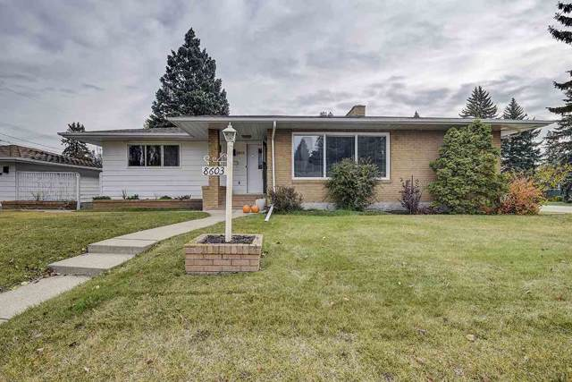 8603 140 Street, Edmonton, AB T5R 0H6 (#E4177137) :: Initia Real Estate