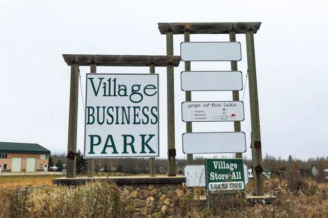 #102 18 Village Creek Cl, Rural Wetaskiwin County, AB T0C 2V0 (#E4177987) :: The Foundry Real Estate Company