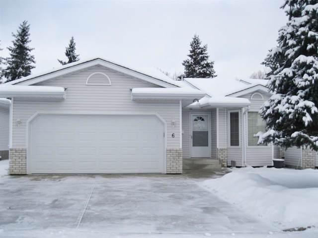 6 2A Fieldstone Drive, Spruce Grove, AB T7X 3E7 (#E4178724) :: Initia Real Estate