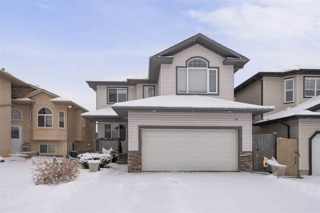 15910 49 Street NW, Edmonton, AB T5Y 0G7 (#E4179471) :: The Foundry Real Estate Company