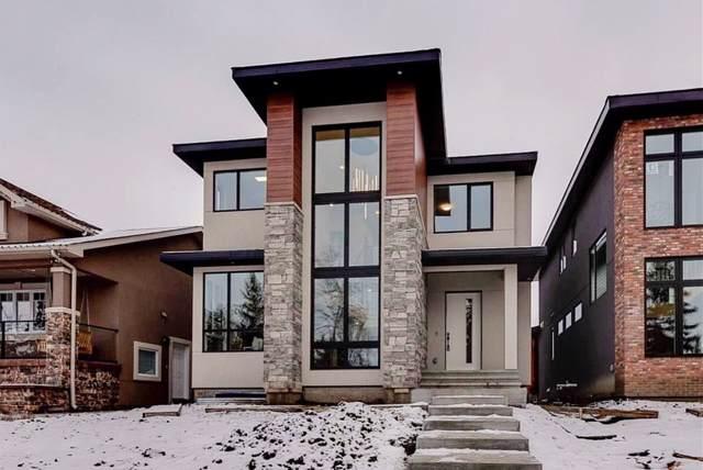 28A Belmont Drive, St. Albert, AB T8N 0C6 (#E4179696) :: Initia Real Estate