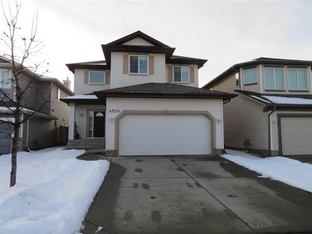 4524 212 Street, Edmonton, AB T6M 0G3 (#E4179711) :: The Foundry Real Estate Company