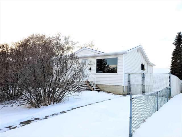 10552 162 Street, Edmonton, AB T5T 5Y7 (#E4179969) :: Initia Real Estate