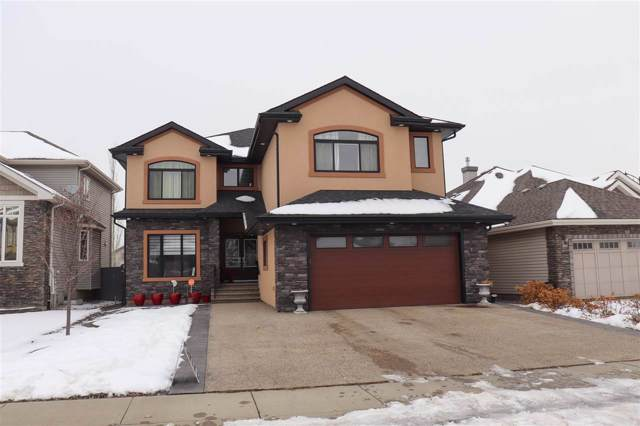 5342 Mullen Bend, Edmonton, AB T6R 0P9 (#E4180079) :: The Foundry Real Estate Company