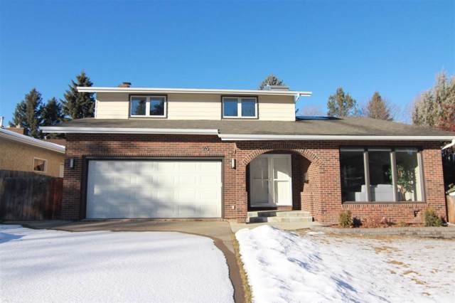 26 Bocock Place, St. Albert, AB T8N 5S3 (#E4180192) :: The Foundry Real Estate Company