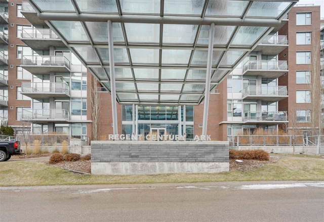 414 2606 109 Street, Edmonton, AB T6J 3S9 (#E4180371) :: Initia Real Estate