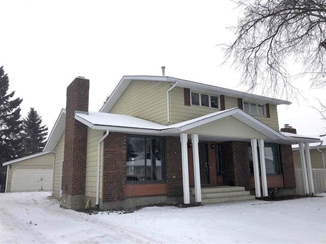 18617 86A Avenue, Edmonton, AB T5T 1J5 (#E4180730) :: Initia Real Estate