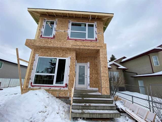 9843 153 Street, Edmonton, AB T5P 2A7 (#E4180814) :: Initia Real Estate