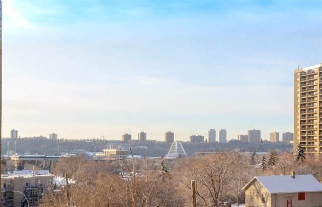 501 9918 101 Street, Edmonton, AB T5K 2L1 (#E4181664) :: The Foundry Real Estate Company