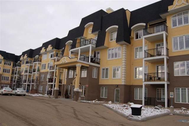 224 9820 165 Street, Edmonton, AB T5P 0N3 (#E4181734) :: Initia Real Estate