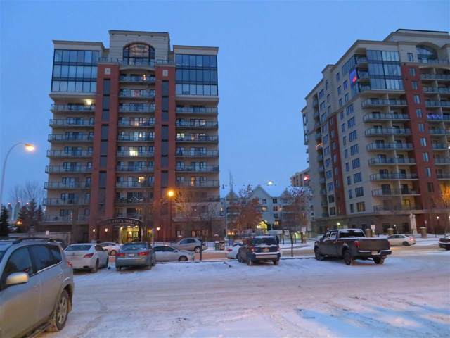 1206 10319 111 Street, Edmonton, AB T5A 0A2 (#E4182232) :: The Foundry Real Estate Company