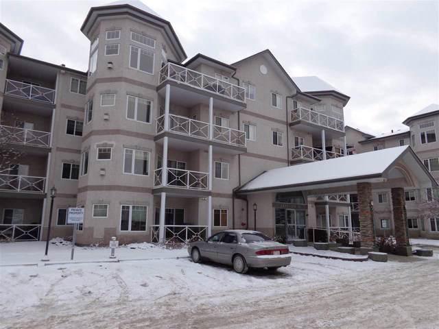 218 2420 108 Street, Edmonton, AB T6J 7J3 (#E4182281) :: Initia Real Estate