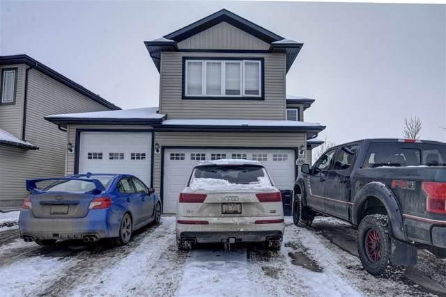 1481 37A Avenue, Edmonton, AB T6T 0H8 (#E4182654) :: Initia Real Estate