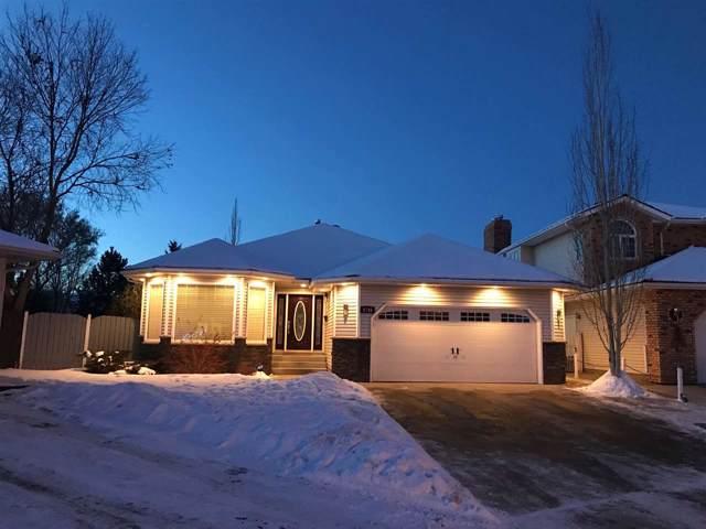 1716 Bearspaw Drive E, Edmonton, AB T6J 5E3 (#E4182661) :: Initia Real Estate