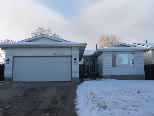 2416 78 Street, Edmonton, AB T6K 3W4 (#E4182701) :: Initia Real Estate