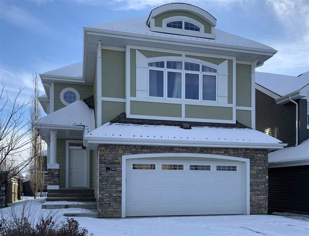 2303 Sparrow Crescent, Edmonton, AB T5S 0G8 (#E4182870) :: Initia Real Estate