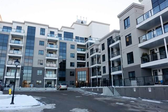 207 200 Bellerose Drive, St. Albert, AB T8N 7P7 (#E4183173) :: Initia Real Estate