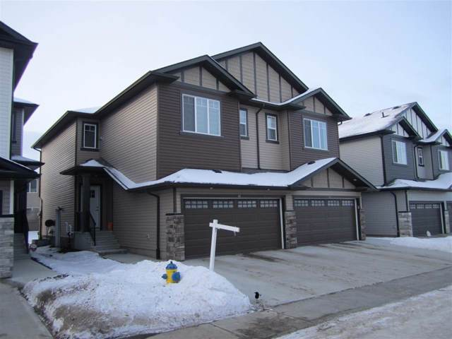 40 1703 16 Avenue, Edmonton, AB T6T 2C3 (#E4183305) :: Initia Real Estate