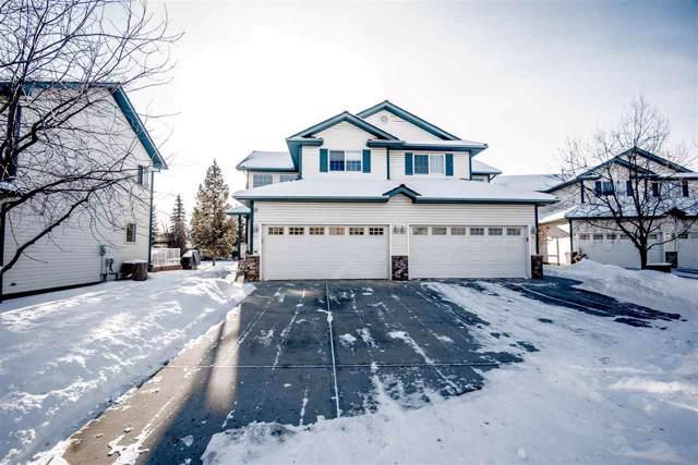 15 211 Blackburn Drive E, Edmonton, AB T6W 1C8 (#E4183599) :: Initia Real Estate