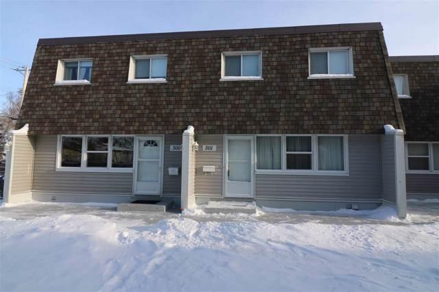 501 Village On The Green, Edmonton, AB T5A 1H2 (#E4183909) :: Initia Real Estate