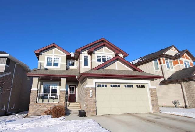 1038 Armitage Crescent, Edmonton, AB T6W 0K8 (#E4183978) :: Initia Real Estate
