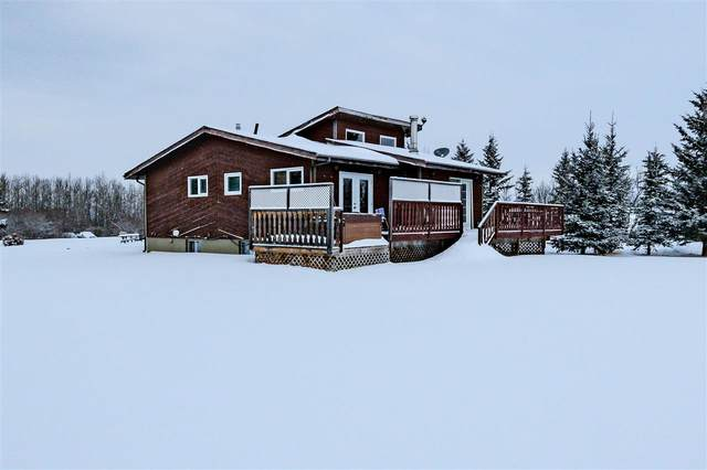 67, 50106 Rg Rd 200, Rural Beaver County, AB T0B 4J2 (#E4184178) :: Initia Real Estate