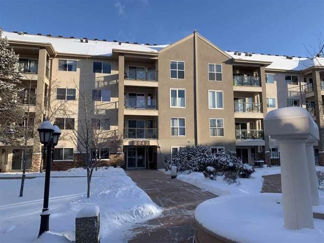 107 8942 156 Street, Edmonton, AB T5R 5Z5 (#E4184376) :: Initia Real Estate