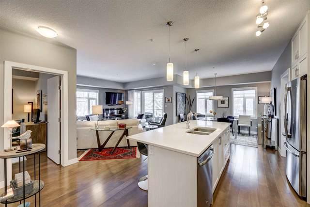 202 8525 91 Street, Edmonton, AB T6C 3N1 (#E4184981) :: The Foundry Real Estate Company