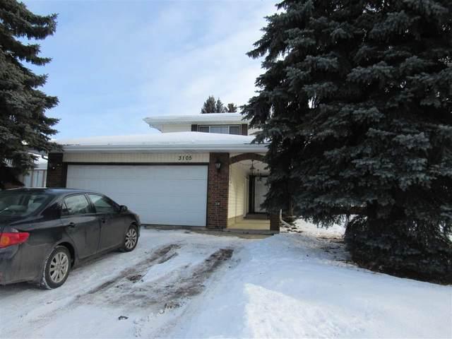 3105 112A Street, Edmonton, AB T6J 4G9 (#E4185683) :: Müve Team | RE/MAX Elite