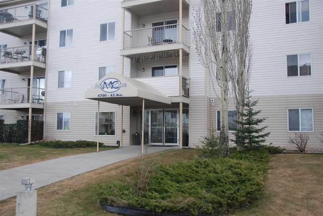 405 4700 43 Avenue, Stony Plain, AB T7Z 2S6 (#E4187371) :: RE/MAX River City