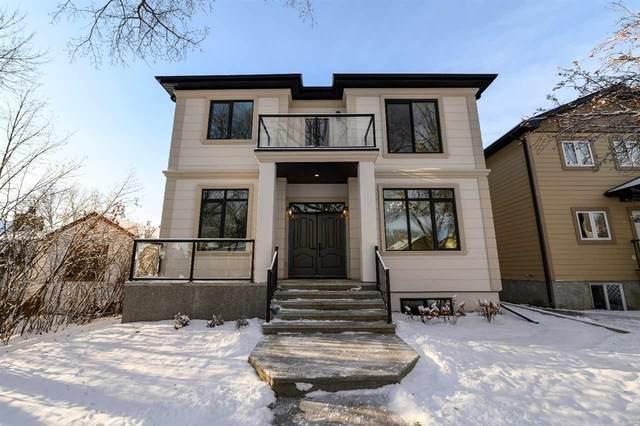 7708 110 Street, Edmonton, AB T6G 1G1 (#E4187543) :: Initia Real Estate