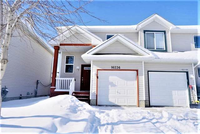 16236 131 Street NW, Edmonton, AB T6V 1W1 (#E4187665) :: Initia Real Estate