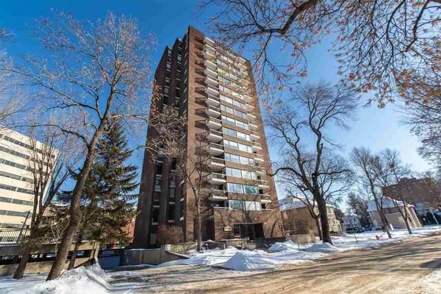 1203 10025 113 Street, Edmonton, AB T5K 2K8 (#E4187979) :: The Foundry Real Estate Company