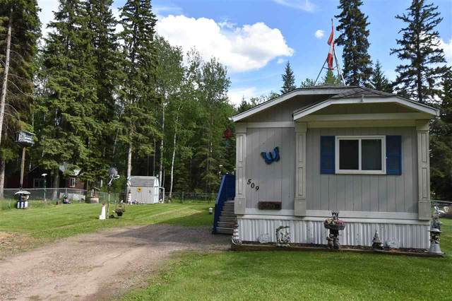 509 Park Drive, Rural Athabasca County, AB T0A 0M0 (#E4188477) :: Müve Team | RE/MAX Elite