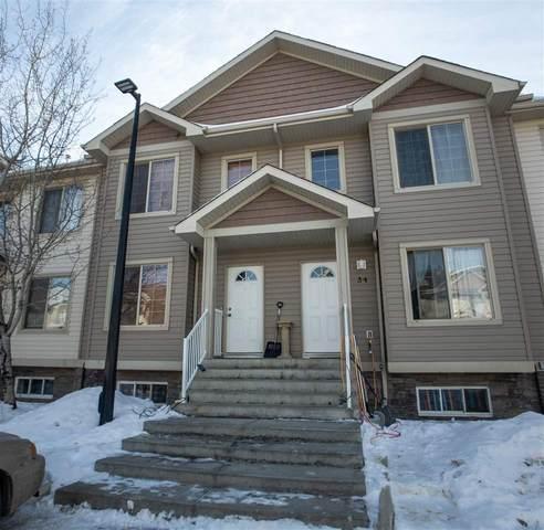33 290 Spruce Ridge Road, Spruce Grove, AB T7X 0C4 (#E4188582) :: Initia Real Estate