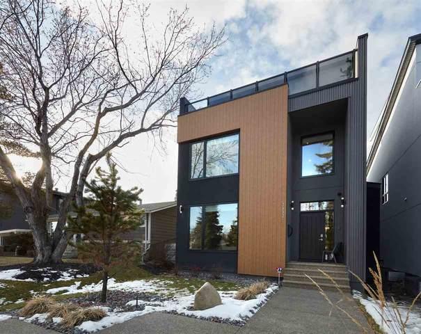 7812 142 Street, Edmonton, AB T5R 0L8 (#E4188703) :: Initia Real Estate