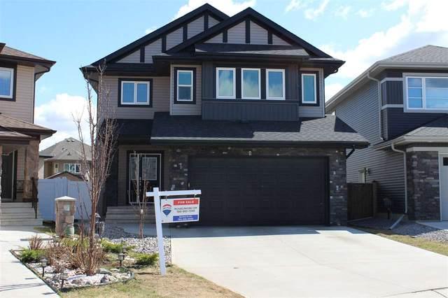 812 Albany Cove, Edmonton, AB T6V 0H3 (#E4188849) :: Müve Team   RE/MAX Elite