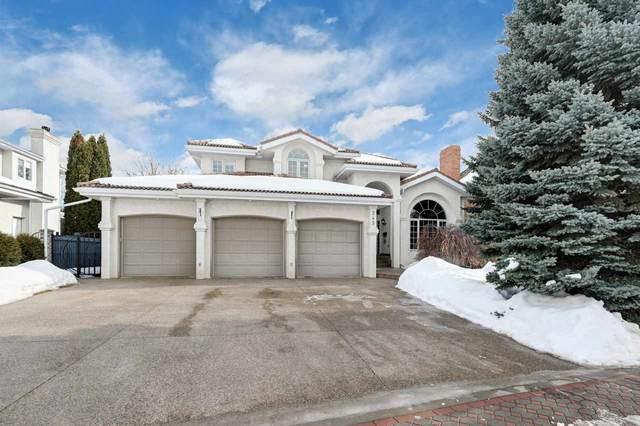 245 Wilson Lane, Edmonton, AB T6M 2K8 (#E4189272) :: Initia Real Estate