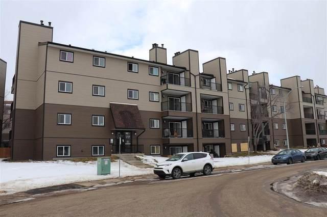 203 2508 40 Street, Edmonton, AB T6L 5L1 (#E4189880) :: Initia Real Estate